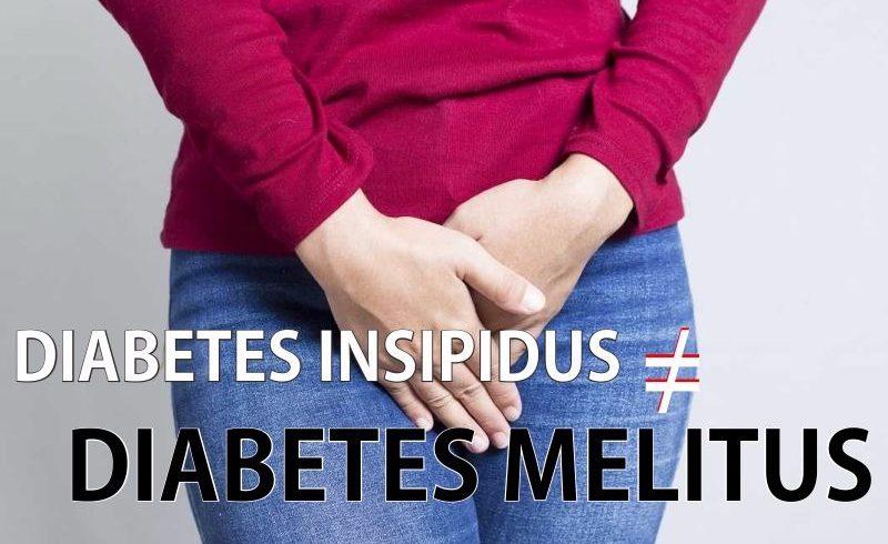Diabetes Insipidus Bukan Diabetes Mellitus