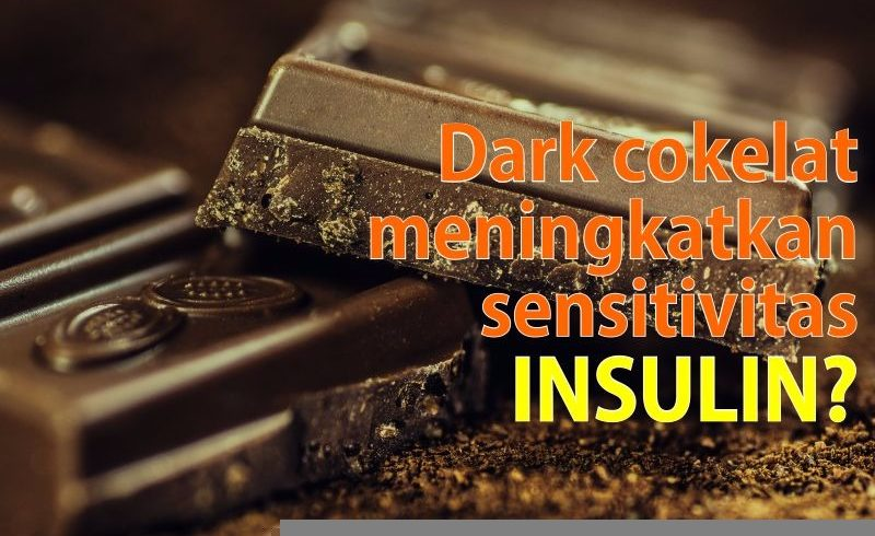 Dark Cokelat Meningkatkan Sensitivitas Insulin?