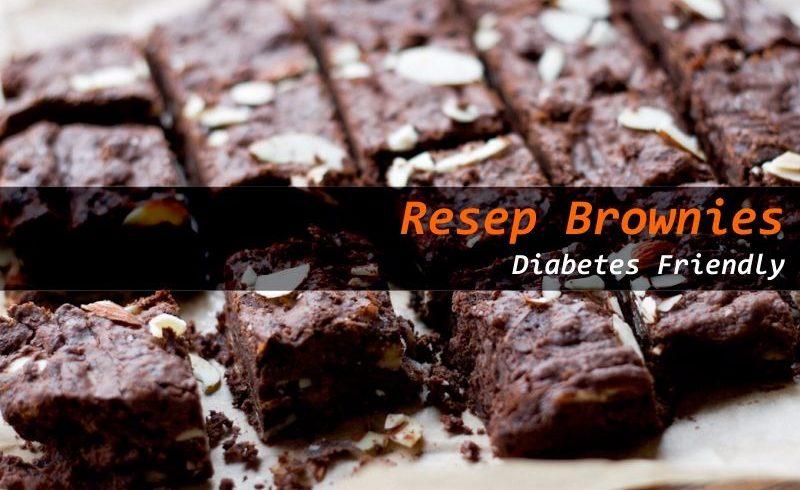 Diet Diabetes – Resep Brownies Diabetes Friendly