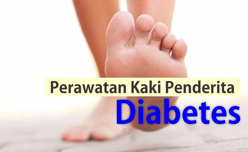 Tips Diabetes – Perawatan Kaki Diabetasi