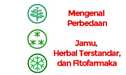 Mengenal Perbedaan Logo Jamu, Obat Herbal Terstandar dan Fitofarmaka Serta Obat Untuk Diabetes