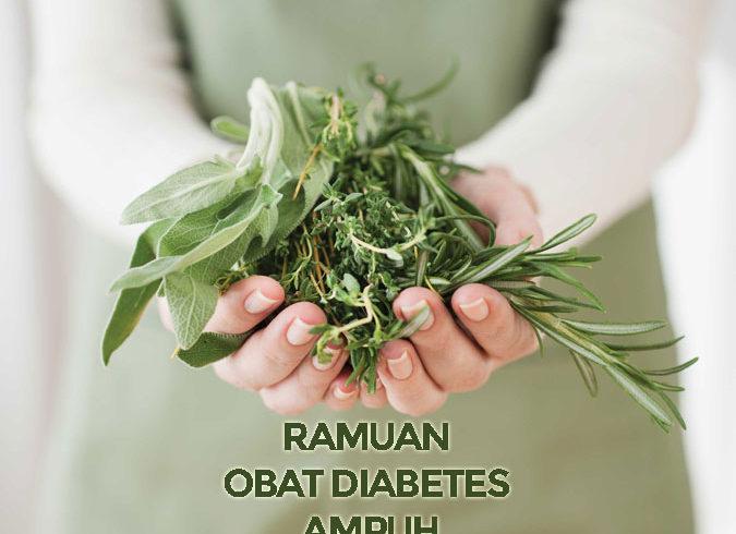 Ramuan Obat Diabetes Ampuh Ini Berasal dari Indonesia