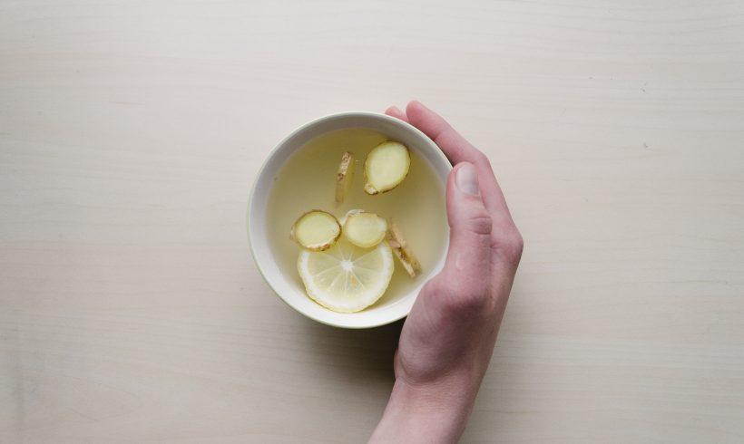 OBAT DIABETES HERBAL DARI JAHE DAN GREEN TEA